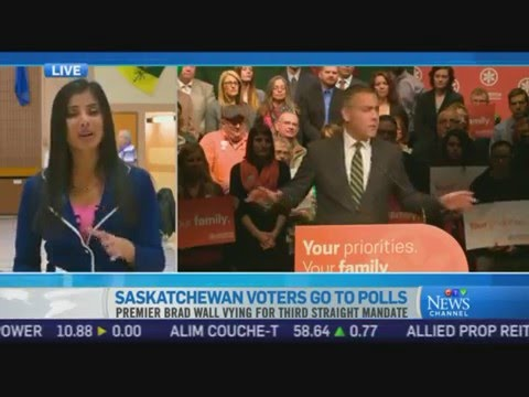 LIVE: As voters head to Saskatchewan polls, who is predicted to win?