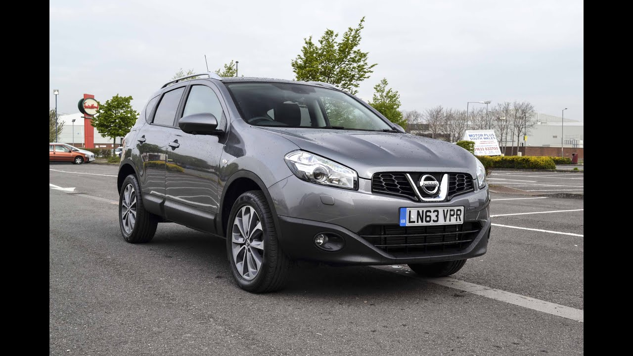 Wessex garages newport used nissan qashqai tekna is dci s for Garage nissan qashqai