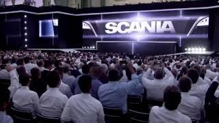 Мировая премьера автомобиля Scania нового поколения! #nextgenscania.