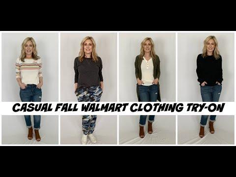 casual-fall-walmart-clothing-haul-|-msgoldgirl