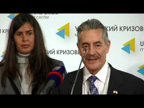 Ukrainian Congress Committee of America. Ukraine Crisis Media Center, 24th of October 2014