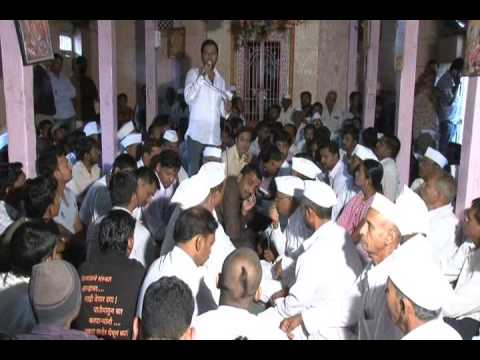 Navlakh Umbre Villagers have decided  in Gramsabha to continue to oppose Hiranandani's Power project