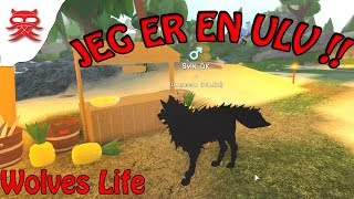 I am a wolf-Wolves Life-Danish Roblox