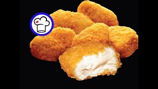 Chicken  Nuggets Selbst gemacht   Mc Donalds     How It's Made McDonald's Chicken McNuggets