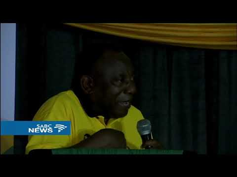 ANC is the only party with longest history to transform SA: Ramaphosa