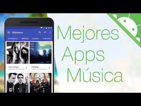 MEJORES APPS ANDROID para Escuchar Musica