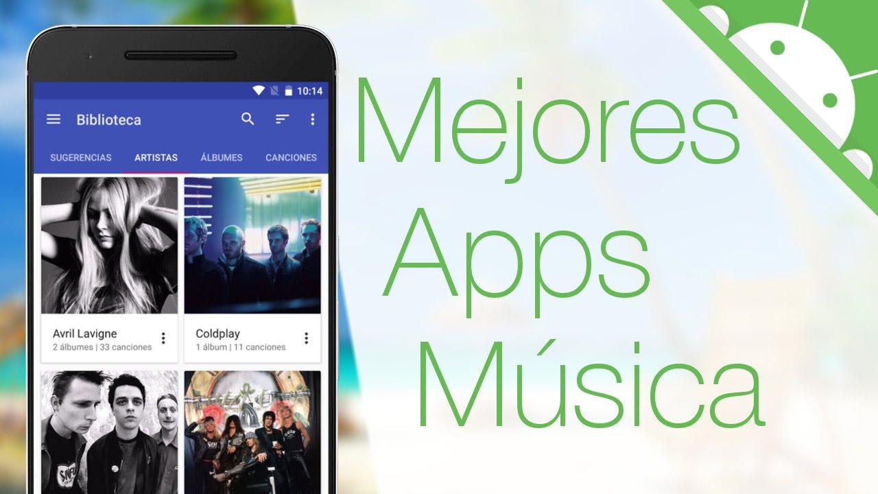 descargar aplicacion para escuchar musica gratis para android