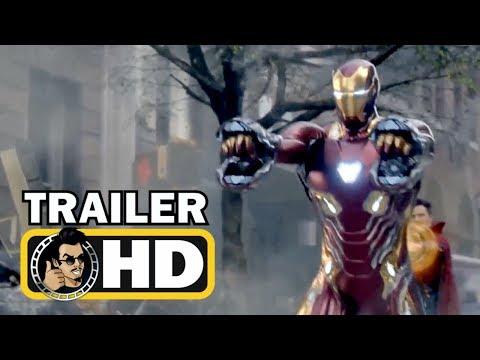 "AVENGERS: INFINITY WAR ""New York Battle Footage"" TV Spot Trailer (2018) Marvel Superhero Movie HD"