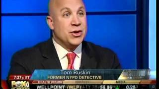 Thomas Ruskin on Fox Business - 1-1-11 - Drunk Driving