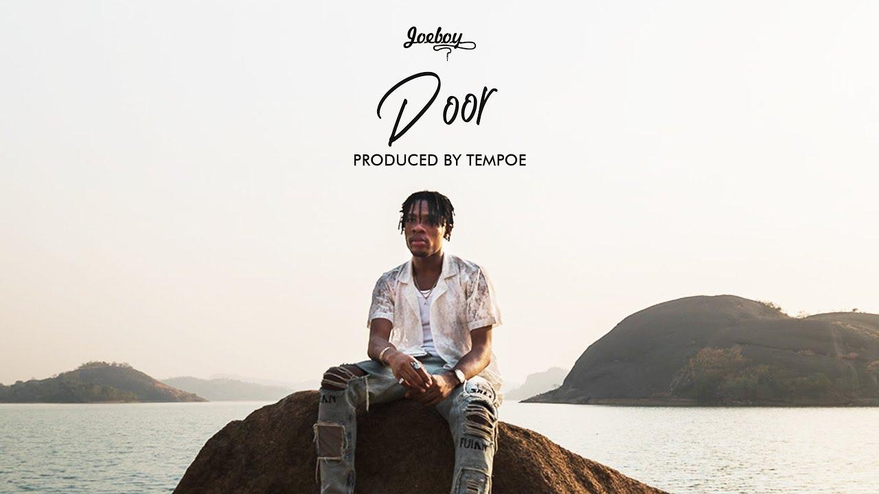 Download Joeboy - Door (Lyric Visualizer)