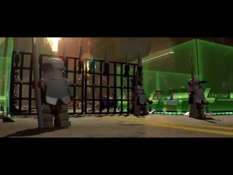 Lego Dimensions : Painting the Town Black - Co-op - Gameplay