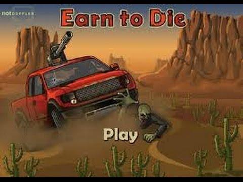 Y8 game Earn To Die V1_____7minutes