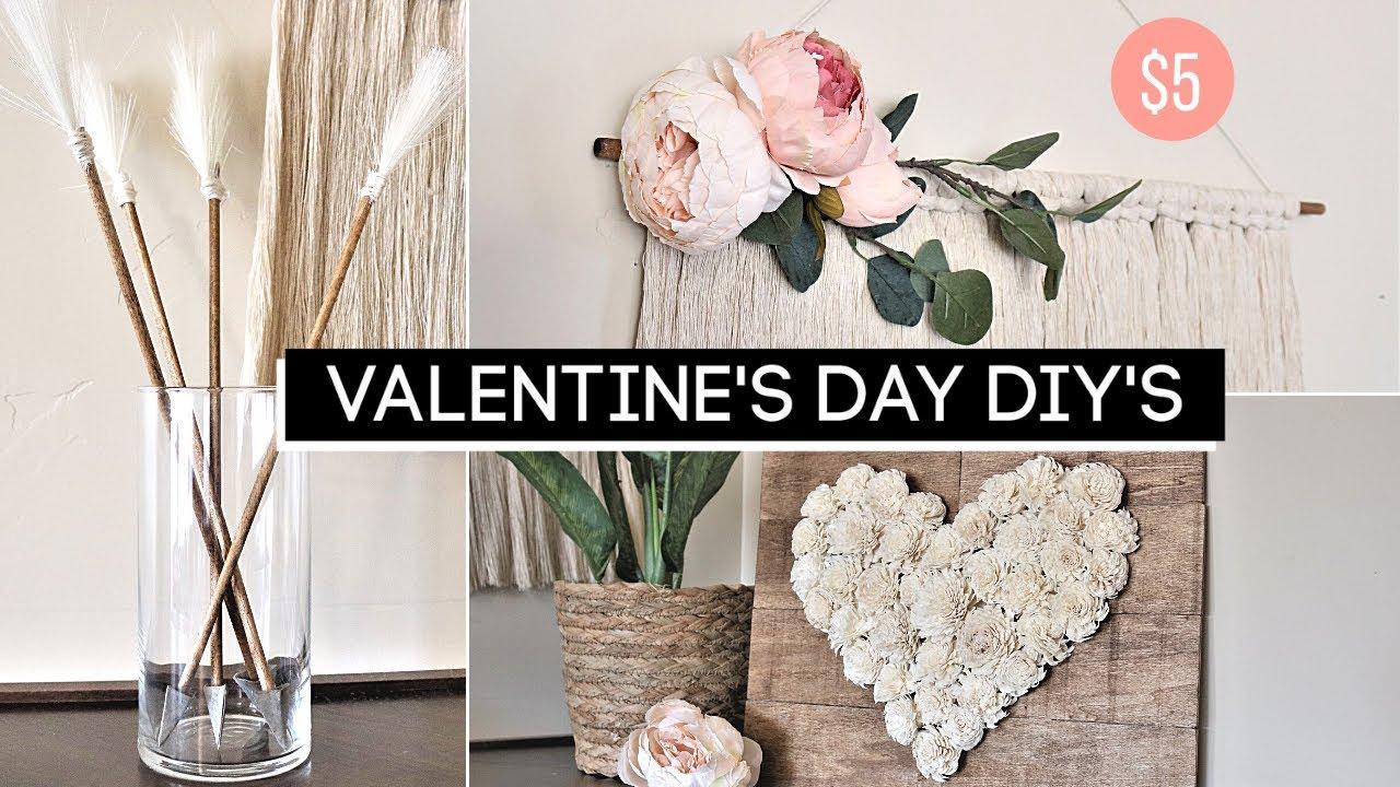 *NEW* DIY Boho Decor - Valentine's Decor You Can Use All Year!