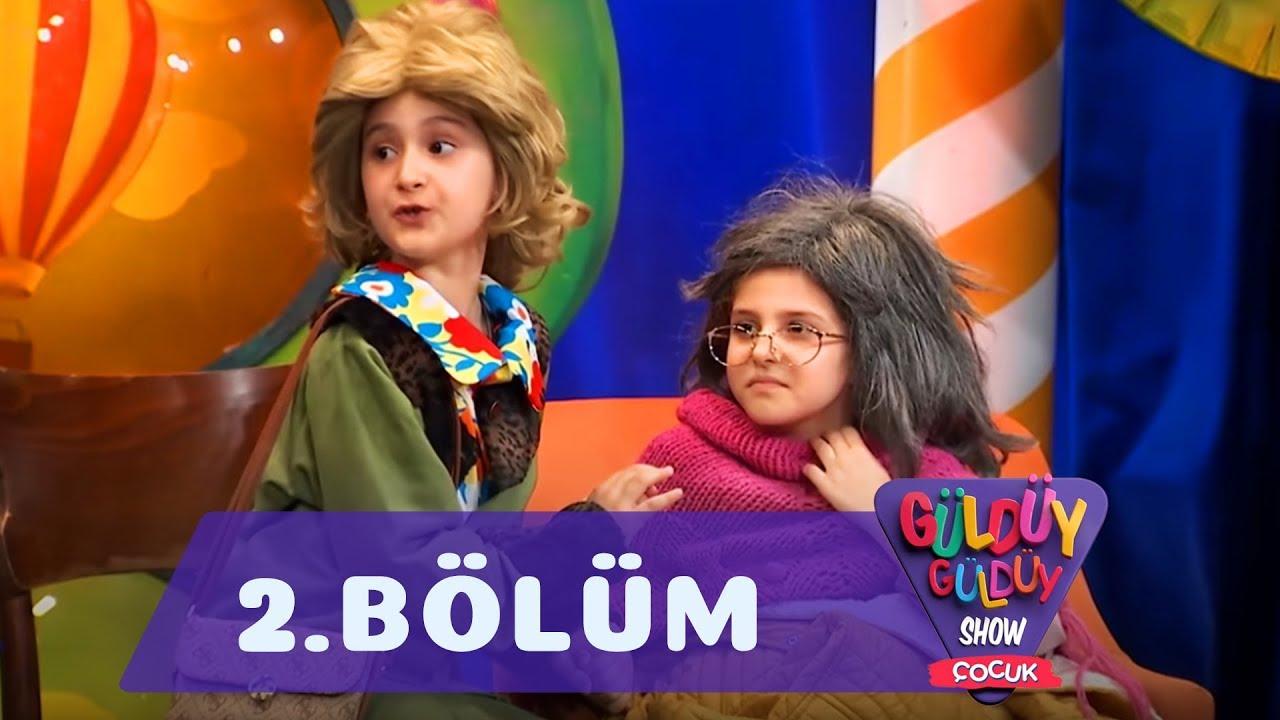 Güldüy Güldüy Show Çocuk 2.Bölüm (Tek Parça Full HD)