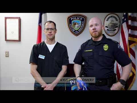 Compounding Pharmacy Donates Hand Sanitizer To First Responders
