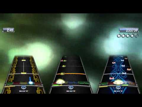 Avenged Sevenfold Hail To The King Guitar Bass Pro Drums Youtube