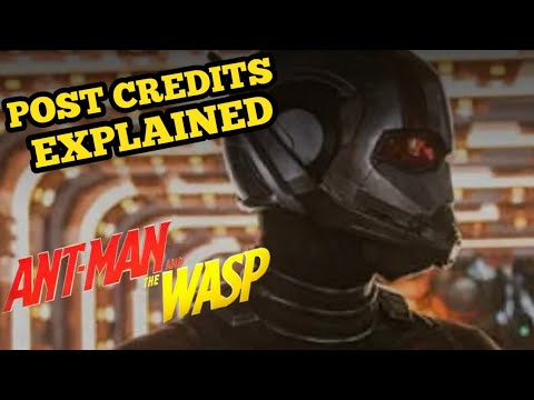Ant Man And The Wasp Post Credits Scenes Explained SPOILERS!