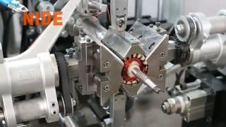 China armature coil  winding machine