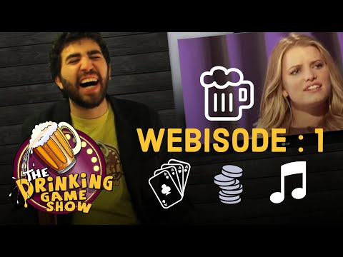 The Drinking Game Show Online Edition: Webisode 1