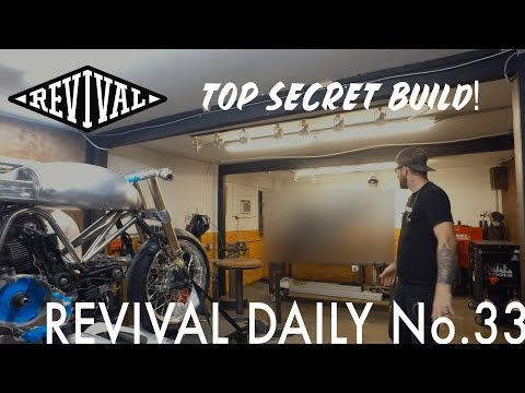 Top Secret Build! // Revival Daily No. 33