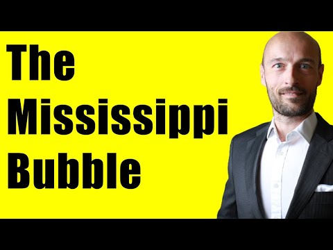 John Law - The First Financial Engineer - A History of Paper Money and The Mississippi Bubble