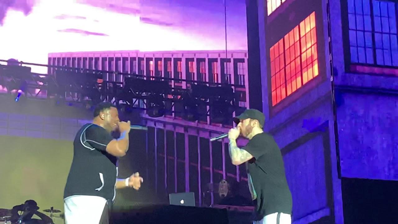 Eminem - Criminal (Live at Perth, Australia, 02/27/2019, Rapture 2019)