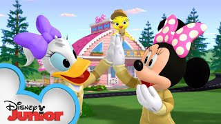 Minnie's Dream Home  | Mickey Mornings | Mickey Mouse MixedUp Adventures | Disney Junior