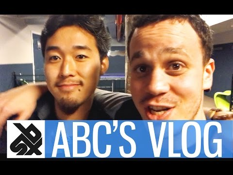 American Beatbox Championships 2016 - BEHIND THE SCENES VLOG