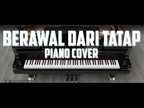 Yura Yunita - Berawal dari Tatap (Piano Cover)