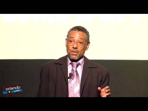 Orlando LIVE - Florida Film Festival 2014 - An Evening with Giancarlo Esposito