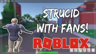 ROBLOX STRUCID🔴PLAYING WITH VIEWERS AND 1V1' ING!🔴LEVEL 8 🏝️0