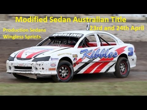 Modified Production Heat Lismore Speedway Youtube