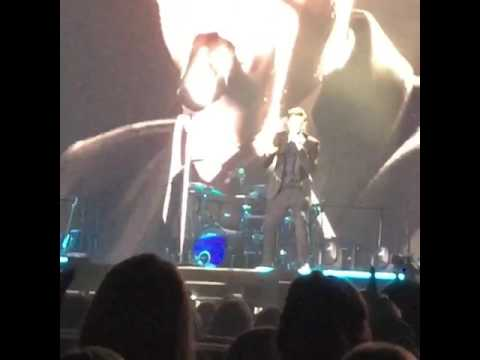 Olly Murs tour Newcastle