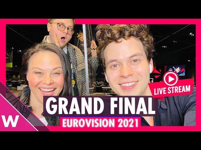 Eurovision 2021: Grand Final Livestream