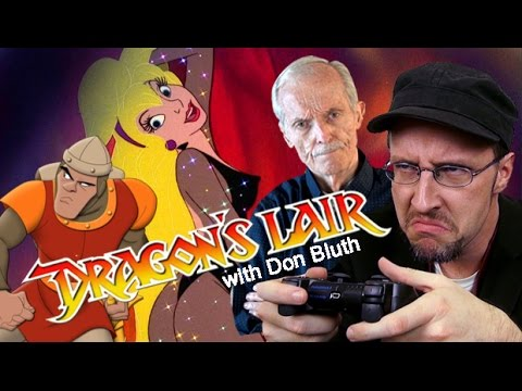 Dragon's Lair – Nostalgia Critic