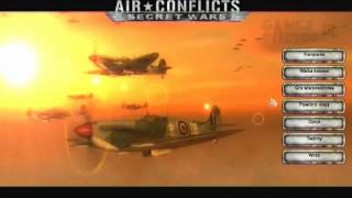 Air Conflicts Secret Wars - wideorecenzja i gameplay PL
