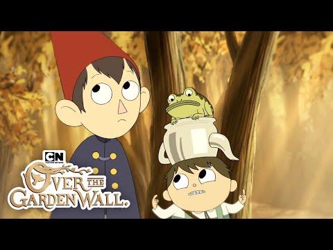 Over The Garden Wall - Behind The Scenes | Cartoon Network
