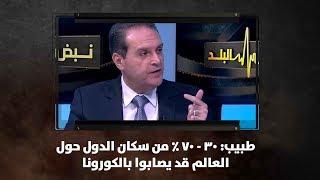 الهواري: 3 مليون أردني سيصابون بالكورونا