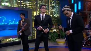 Video Yovie and Nuno - Sakit Hati ( Live at Sarah Sechan ) download MP3, 3GP, MP4, WEBM, AVI, FLV April 2018