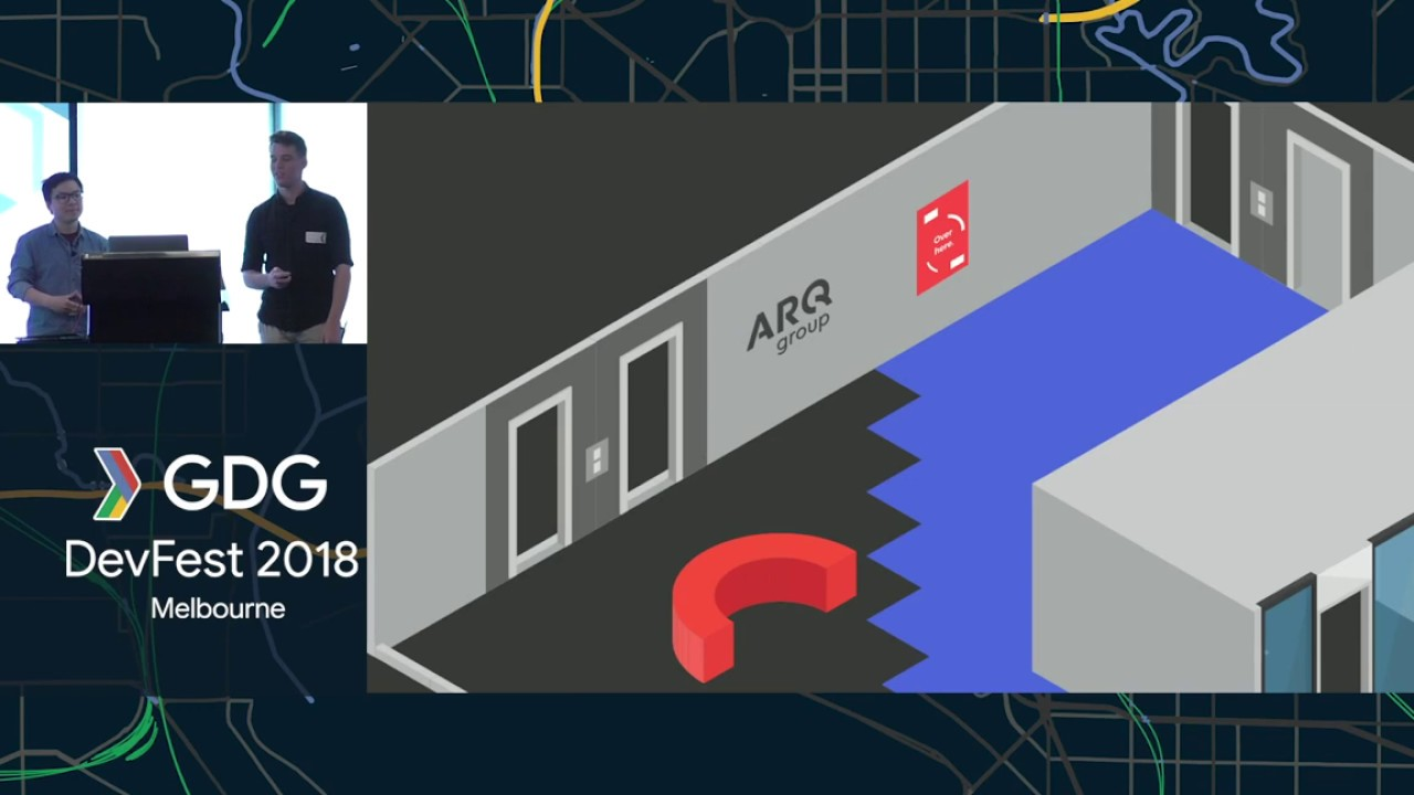 Zhenya Li & Ryan Hodgman: Indoor Navigation with ARCore