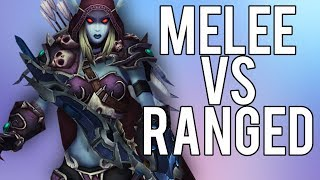 Melee vs Ranged Unbalance - World of Warcraft: Battle For Azeroth PvP Discussion