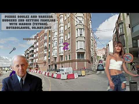Notabolamus - Dreamscape 408 - Pierre Boulez, Vanessa Hudgens 2nd, Madrid (Tetuan)