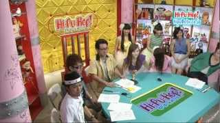 沖縄のご当地アイドル、Lucky Color's(ラッキーカラーズ)が沖縄で土曜夕方に放送されている若者に大人気のローカルバラエティー番組に出演した時...
