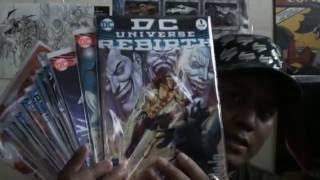 Comic Book Haul #17 August 07 2016 Comic Haul
