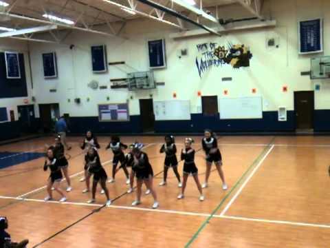 Tournament Halftime Performance vs. Jane Addams Middle School