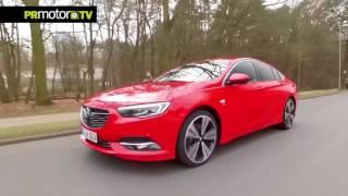 Que te parece el Opel Insignia Grand Sport? Car News TV en PRMotor TV Channel