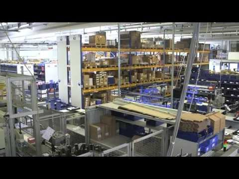 How it works at a world-class manufacturing plant of ASSA ABLOY