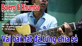 Tự Học Đàn Guitar : MỘT SỐ BÀI BOLERO ĐÃ CHIA SẺ #1