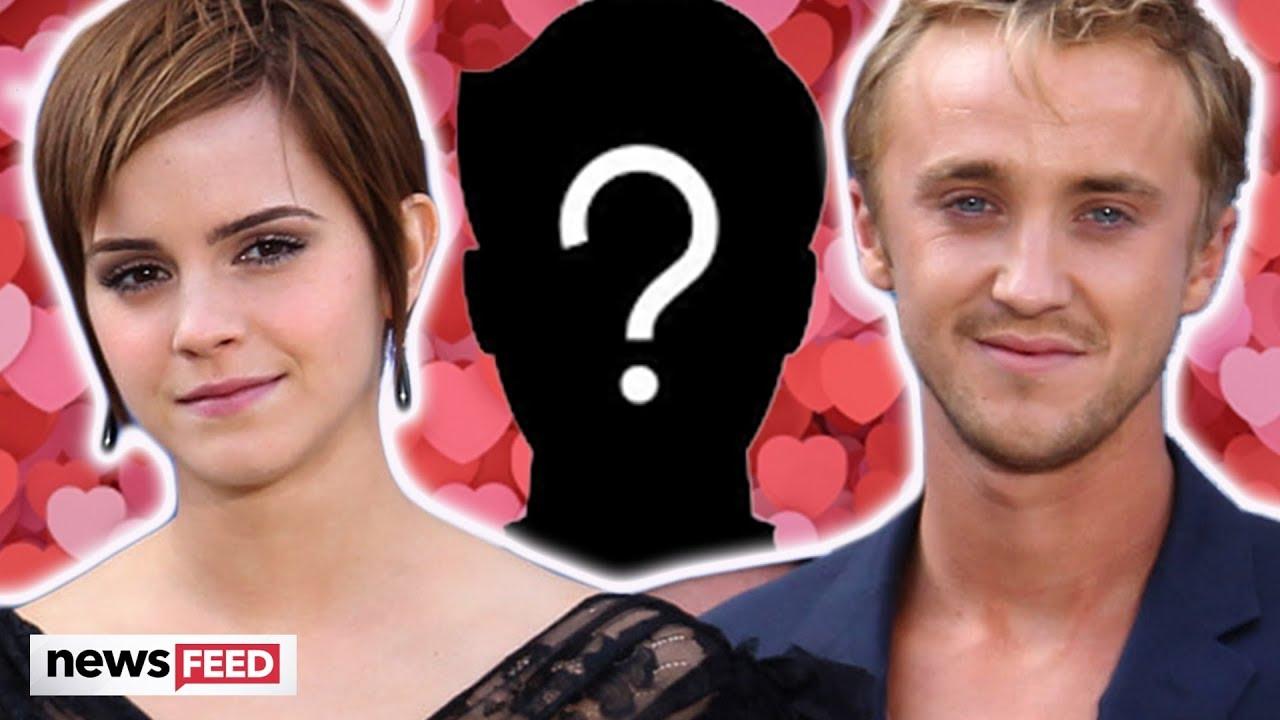 Harry Potter Actor Ships Emma Watson And Tom Felton Youtube