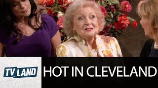 Breaking & Entering | Season 4 Bloopers | Hot in Cleveland | TV Land